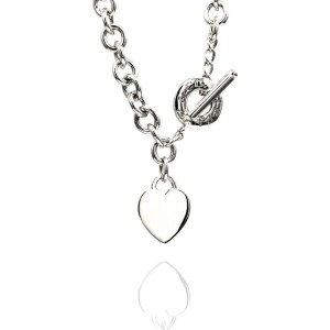 Tiffany & Co. 352324068337-E Sterling Silver Necklace