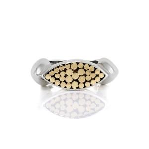 John Hardy Sterling Sterling Silver Ring Size 7.25