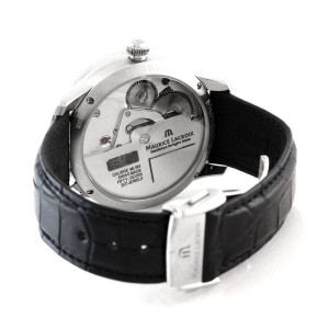Maurice Lacroix Masterpiece1 MP6508-SS001-330 43mm Mens Watch