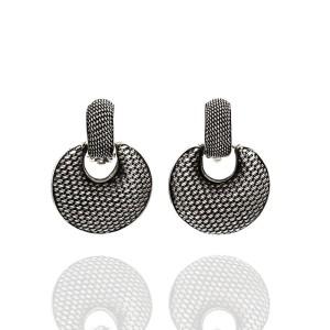 John Hardy Sterling Sterling Silver Earrings