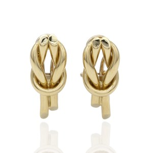 Roberto Coin 18K Yellow Gold Earrings
