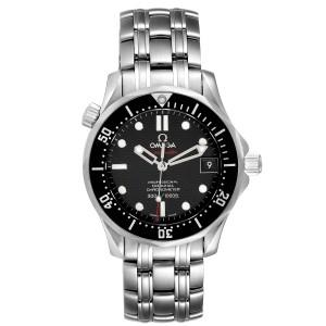 Omega Seamaster 300M Midsize 36 Mens Watch 212.30.36.20.01.001 Card