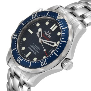 Omega Seamaster Midsize 36mm Co-Axial Blue Dial Watch 2222.80.00