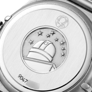 Omega Constellation Iris My Choice Steel Multi Stone Watch 1465.79.00