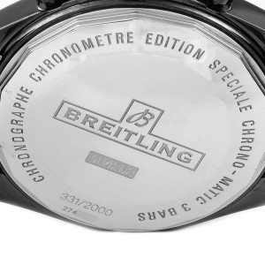 Breitling Navitimer Chrono-Matic Limited Edition Mens Watch M14360