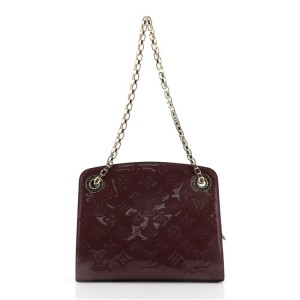 Louis Vuitton Virginia Handbag Monogram Vernis PM