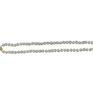 Round Cultured Freshwater Pearl Srand Necklace
