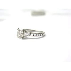 Tiffany & Co. Platinum & Diamond Engagement Ring