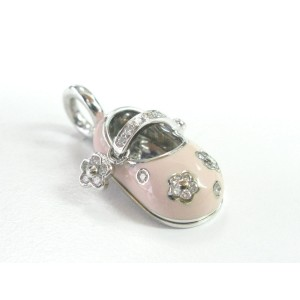 Tiffany Baby Shoe Pendant