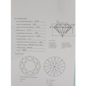 Tiffany & Co. Platinum Diamond Channel Set Engagement Ring