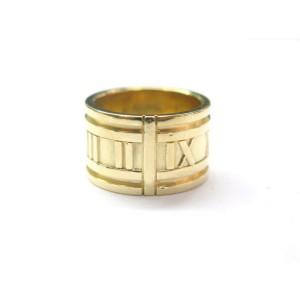 Tiffany & Co. 18K Yellow Gold Atlas Ring