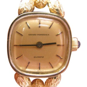 Girard Perreguax 14KT YG 30G Yellow Gold Watch