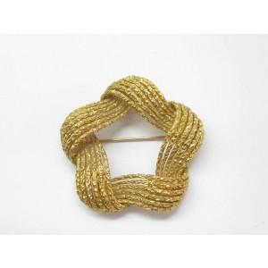 Tiffany & Co. 18K Yellow GOld Pin / Brooch