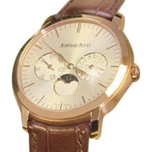 Audemars Piguet Jules 26385OR.OO.A088CR.01 18K Rose Gold 39mm Automatic Mens Watch