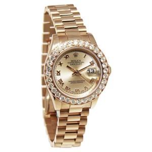 Rolex Datejust 179175 26mm Womens Watch