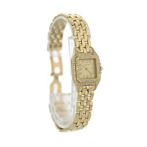 Cartier Panthere 1280 2 22mm Womens Watch