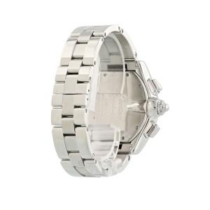 Cartier Roadster XL Chronograph 2618 Mens Watch