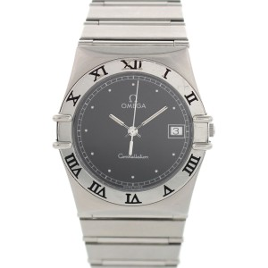 Omega Constellation Stainless Steel 396.1070 Quartz Watch