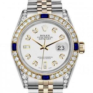 Rolex Datejust 16013 36mm Mens Watch