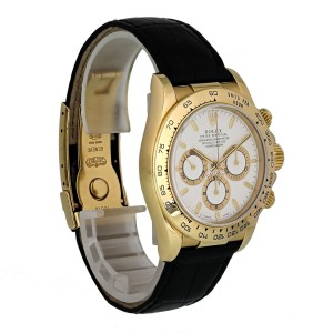 Rolex Daytona 16518 Zenith Mens Watch