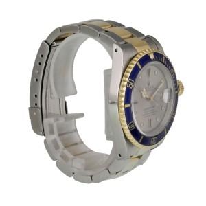 Rolex Submariner 16613 Serti Dial Men Watch