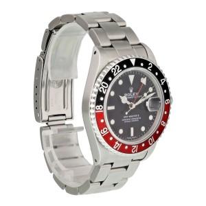 Rolex GMT Master II 16710 Coke Bezel Mens Watch