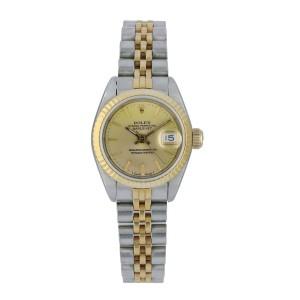 Rolex Datejust 69173 Ladies Watch Box Papers