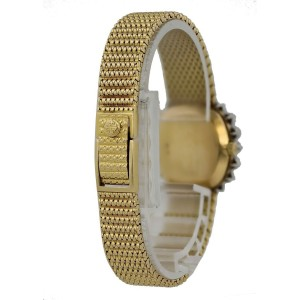 Patek Philippe Ellipse 4137 Diamond Bezel Ladies Watch