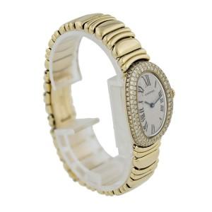 Cartier Baignoire 1950 18K Yellow Gold Ladies Watch