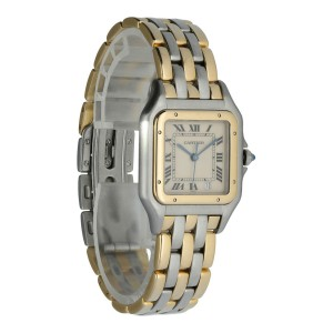 Cartier Panthere 187949 Three Row Midsize Watch