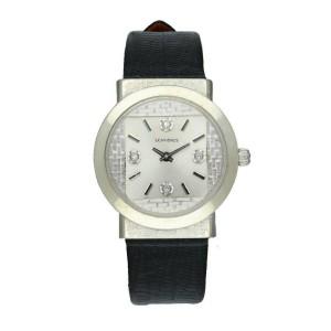 Longines vintage diamond/14K solid white gold Ladies watch