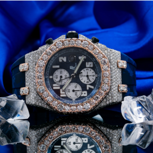 AUDEMARS PIGUET ROYAL OAK OFFSHORE WITH DIAMONDS  - 25940SK.OO.D002CA.01