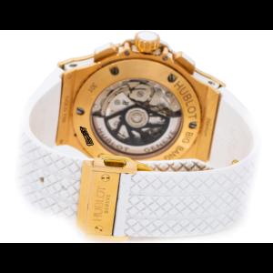 HUBLOT BIG BANG 341.PE.230.RW.114 41MM FACTORY DIAMOND BEZEL ROSE GOLD