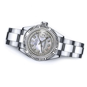 Rolex Datejust 69173 31mm Womens Watch
