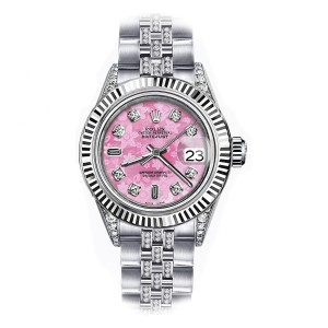 Rolex Datejust 179174 31mm Womens Watch