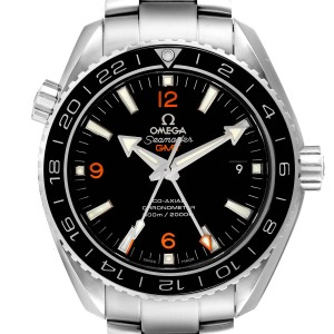 Omega Seamaster Planet Ocean GMT 600m Watch 232.30.44.22.01.002