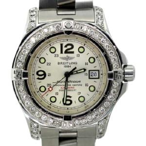 Breitling Superocean Diamond Watch