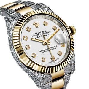 Rolex Datejust II 116333 41mm Mens Watch