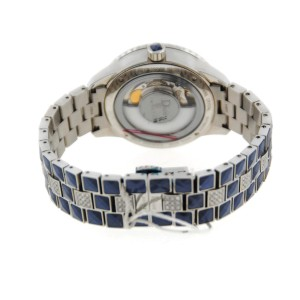 Christian Dior Christal Diamond Automatic Stainless Steel Womens Watch