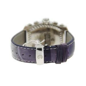 Charriol Columbus 060T Stainless Steel Diamond Chronograph Watch