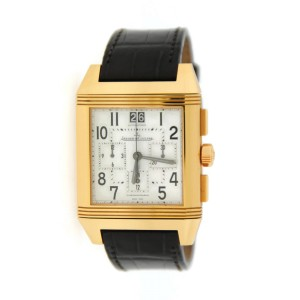 Jaeger LeCoultre Reverso 230.2.45 18K Yellow Gold Automatic 35mm Mens Watch