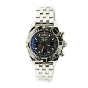 Breitling AB014012/F554 Chronomat 41 Stainless Steel Mens Watch