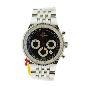 Breitling Navitimer 47 A2335121/BA93 Chronograph Stainless Steel Mens Watch