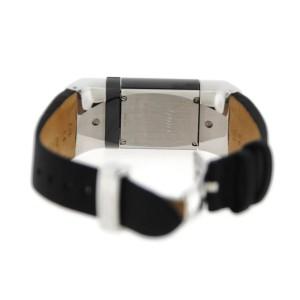 Bulgari Ipno IP 20 S Diamond Digital Stainless Steel Watch
