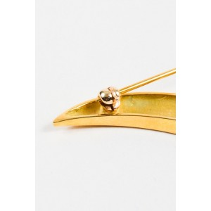 Tiffany & Co. 18K Yellow Gold Seagull Brooch