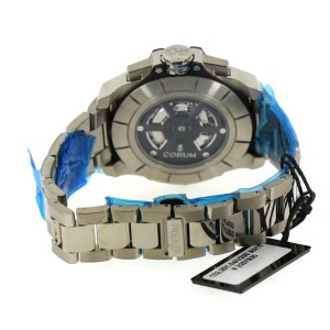 Corum Admiral's Cup 132.201.04 Titanium Automatic 45mm Mens Watch