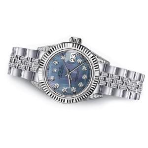 Rolex Datejust 179174 31mm Womens Watch