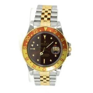 Rolex GMT-Master 16753 Vintage 40mm Mens Watch