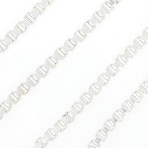 Tiffany & Co. Venetian Sterling Silver Necklace