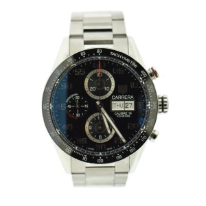Tag Heuer Carrera CV2A1R 44mm Mens Watch